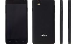Smartphone KAZAM TV 4.5 s DVB-T tunerem v ČR