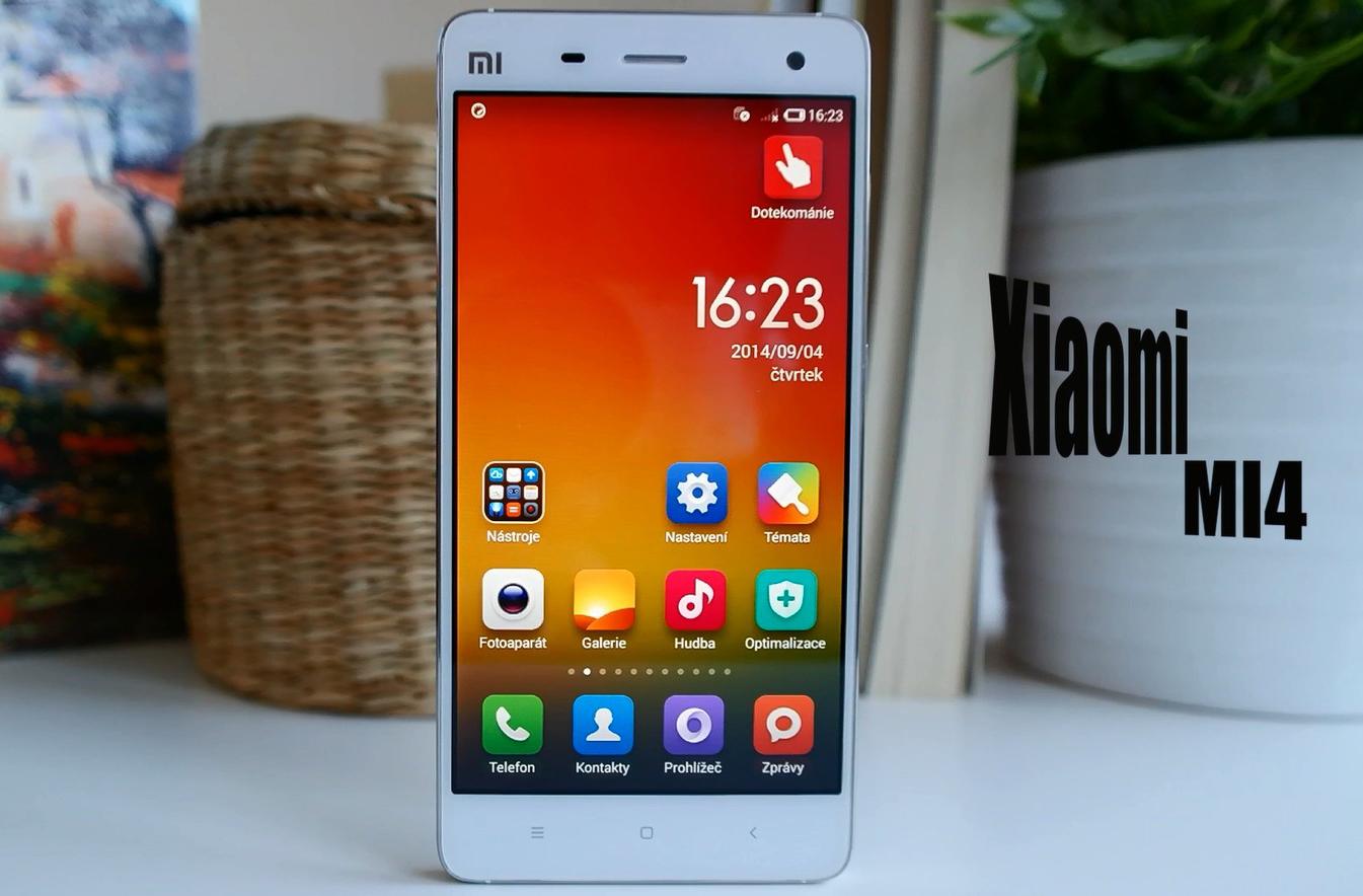 Xiaomi Mi4 – videorecenze