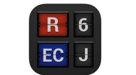 Nádražní tabule v notifikační liště na iOS