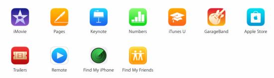 Zdarma dostupné aplikace