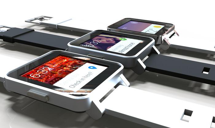 Com1 jsou první chytré hodinky s Android Wear financované lidmi