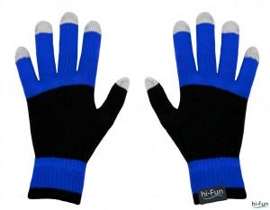 gloves f blu