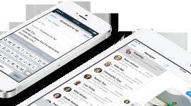 iOS 8 - prediktivní zadávání textu může být rizikové