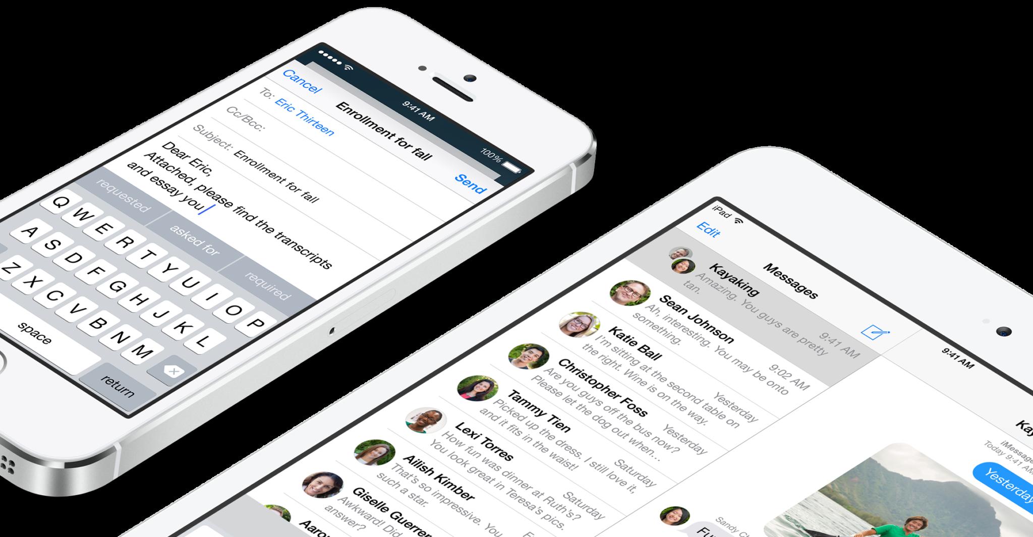 iOS 8 – prediktivní zadávání textu může být rizikové
