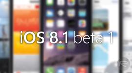 Apple vydal betu iOS 8.1 a chystají se i verze 8.2 a 8.3