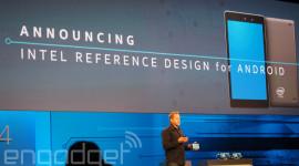 Intel představuje referenční tablet pro Android vývojáře
