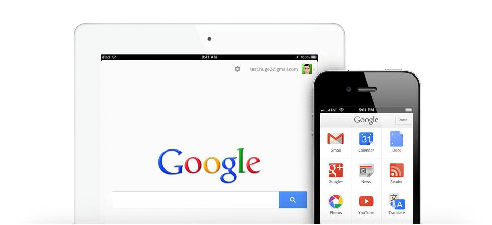 Google má 42 aplikací v AppStore na iOS – znáte je všechny?