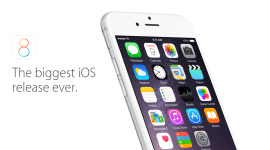 Apple vydal iOS 8, podívejte se na seznam novinek [aktualizováno]