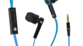 new earphones l blue