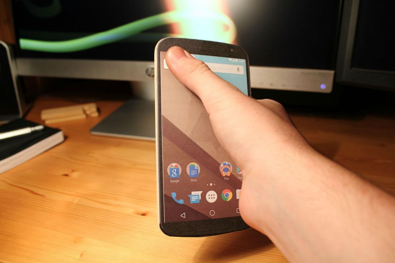 Nexus 6 v benchmarku [spekulace, aktualizováno]