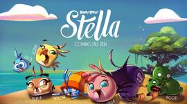 Angry Birds Stella – další pokračování šílených ptáků