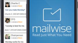 MailWise – elegantní e-mailový klient pro Android s podporou Exchange