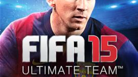 EA vydala hru Fifa 15 pro iOS, Android a Windows Phone [aktualizováno]