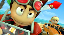 Beach Buggy Racing – nástupce úspěšného prvního dílu [Android, iOS]