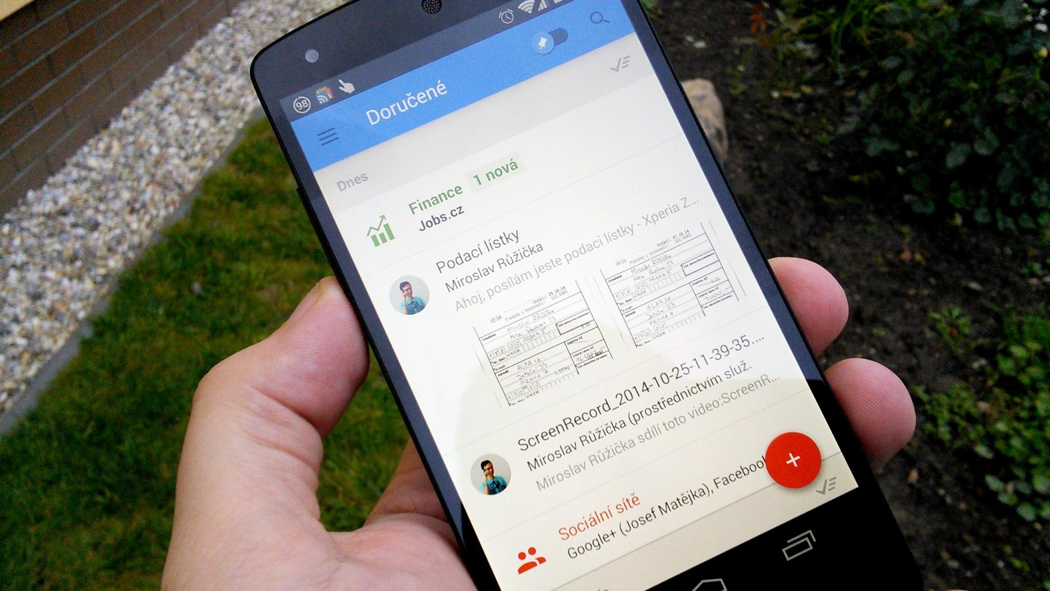 Google Inbox – první pohled [video]
