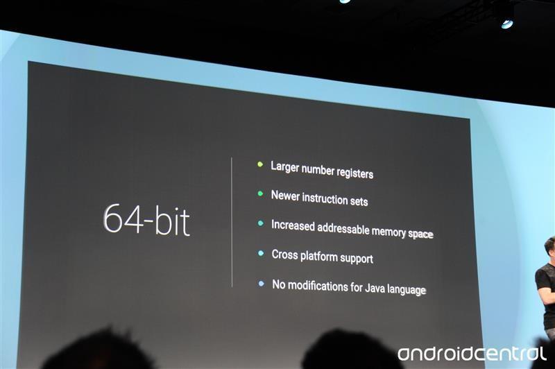 Google se připravuje na 64bitovou éru