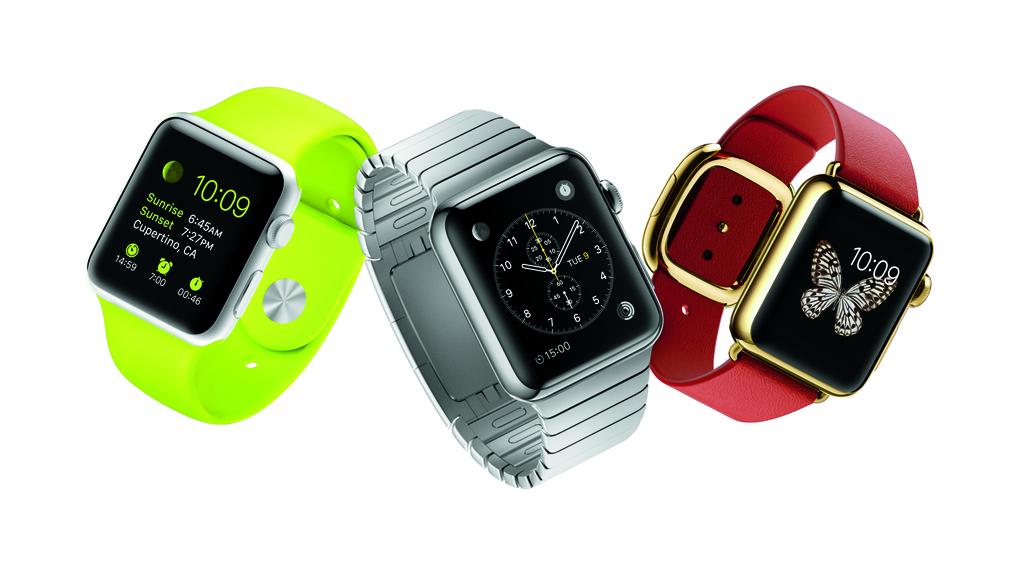 NPD DisplaySearch určil výrobní cenu Apple Watch