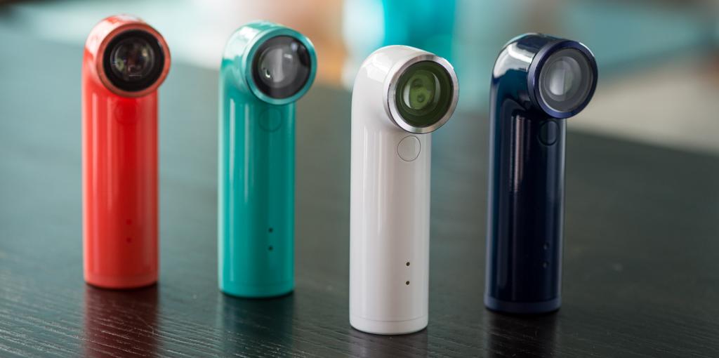 HTC RE – malá kamera nejen pro sportovce