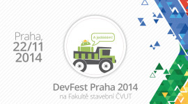 DevFest Praha 2014 – registrace spuštěny