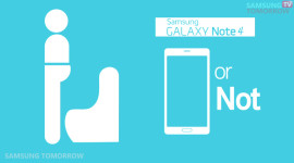 Samsung – Galaxy Note 4 lehce neohnete [#bendgate]