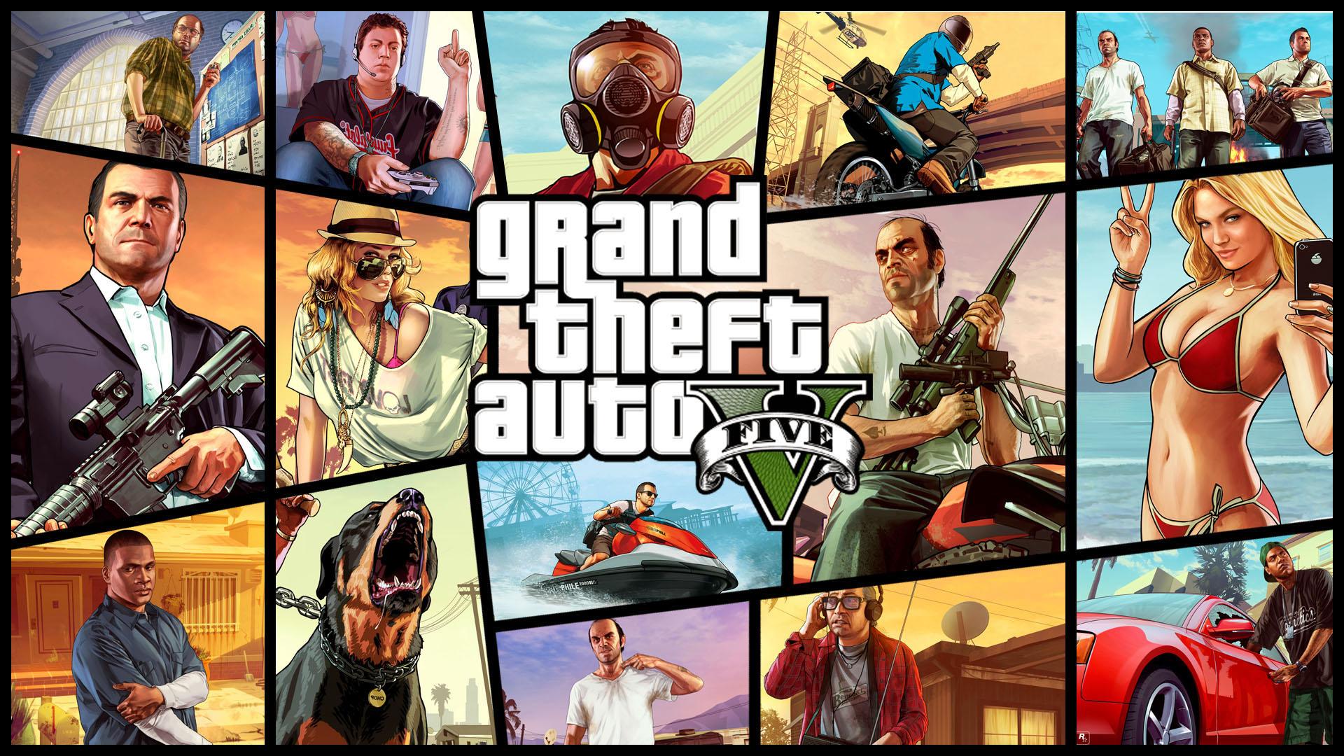 Série Grand Theft Auto je nyní ve slevě [Android, iOS]