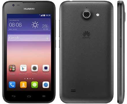 Huawei ukázalo nový Ascend Y550