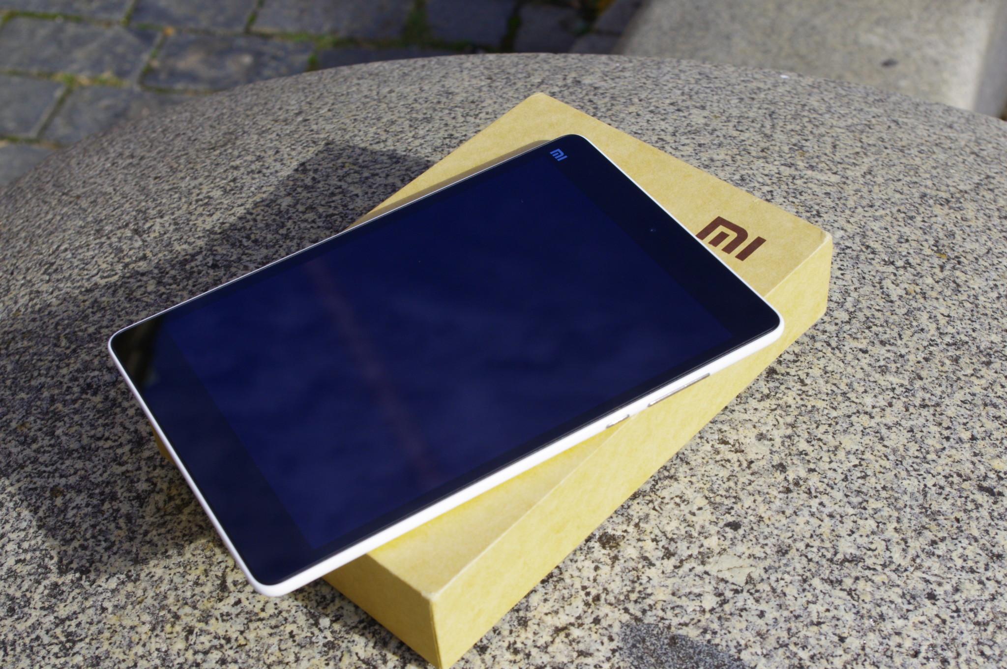 Xiaomi MiPad – povedený první pokus [recenze]