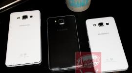 Samsung Galaxy A3 na nových snímcích