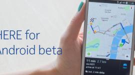 Nokia HERE Beta pro Android ke stažení [aktualizováno]