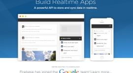 Google kupuje Firebase - synchronizační řešení pro vývojáře