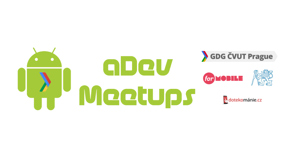"GDG ČVUT zve na aDevMeetup #16 ""The right chair – Learn how to seat"""