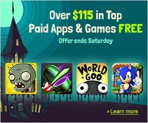Amazon rozdává aplikace a hry v hodnotě 2 500 Kč