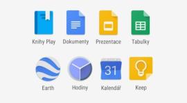 Google pokračuje v redesignu aplikací [aktualizováno]