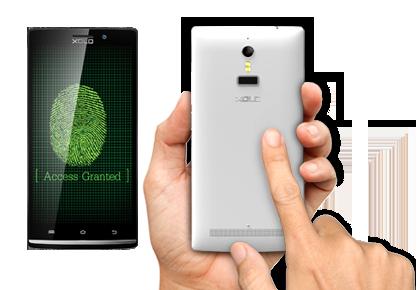 Xolo Q2100 – první Ind se snímačem otisků prstů