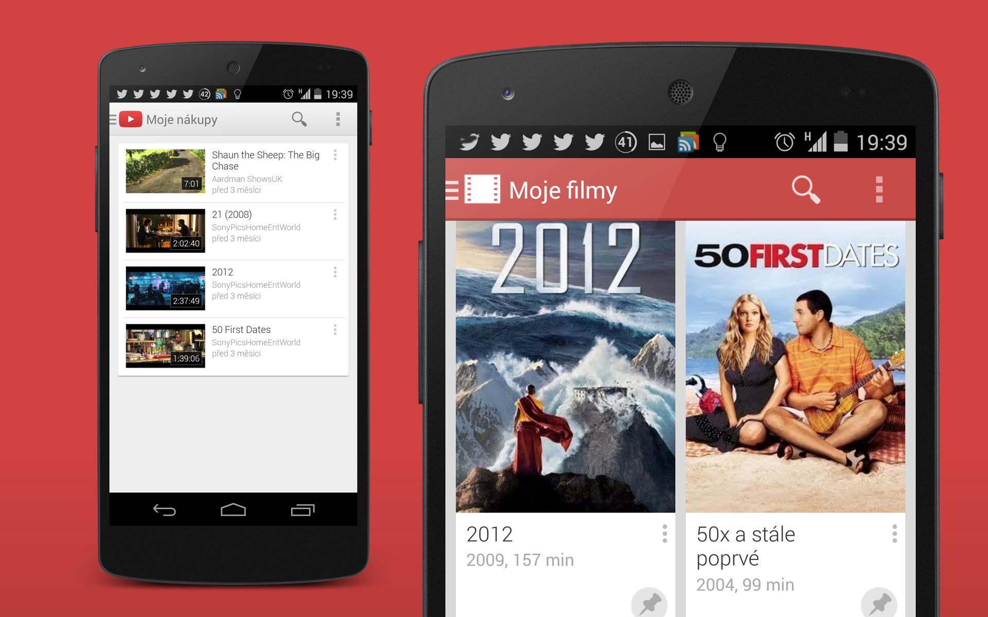 Google Play Filmy v Česku – jsem prostě zklamán [komentář]