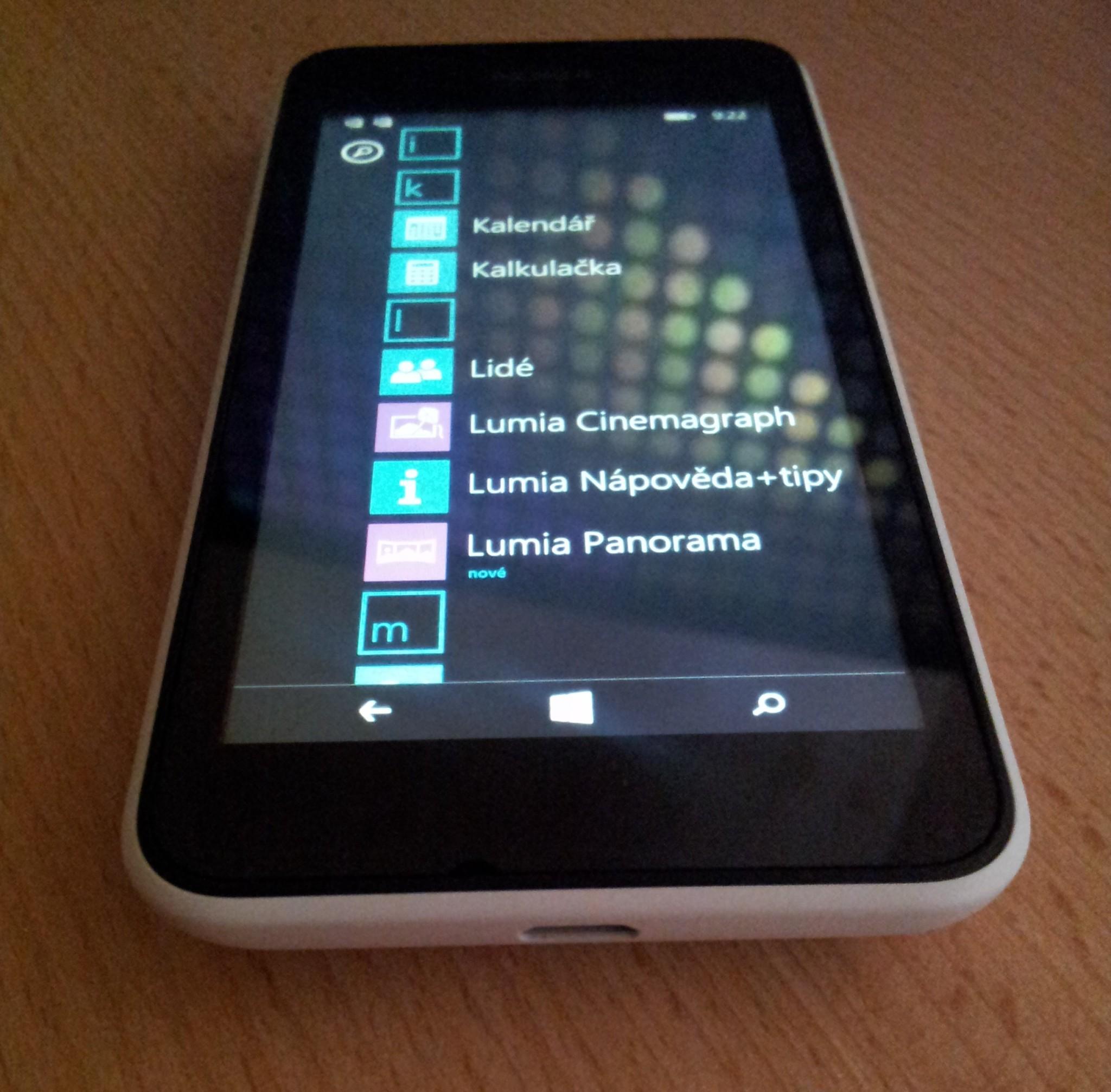 Nokia Lumia 530 – skvělý systém a silné reproduktory [recenze]