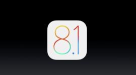 Apple vydal iOS 8.1