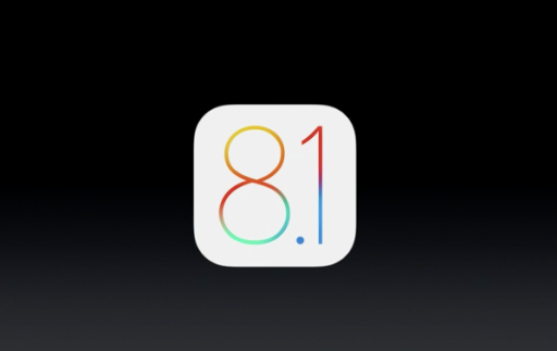Apple vydal iOS 8.1