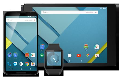 Android L Developer Preview a SDK ke stažení [aktualizováno]