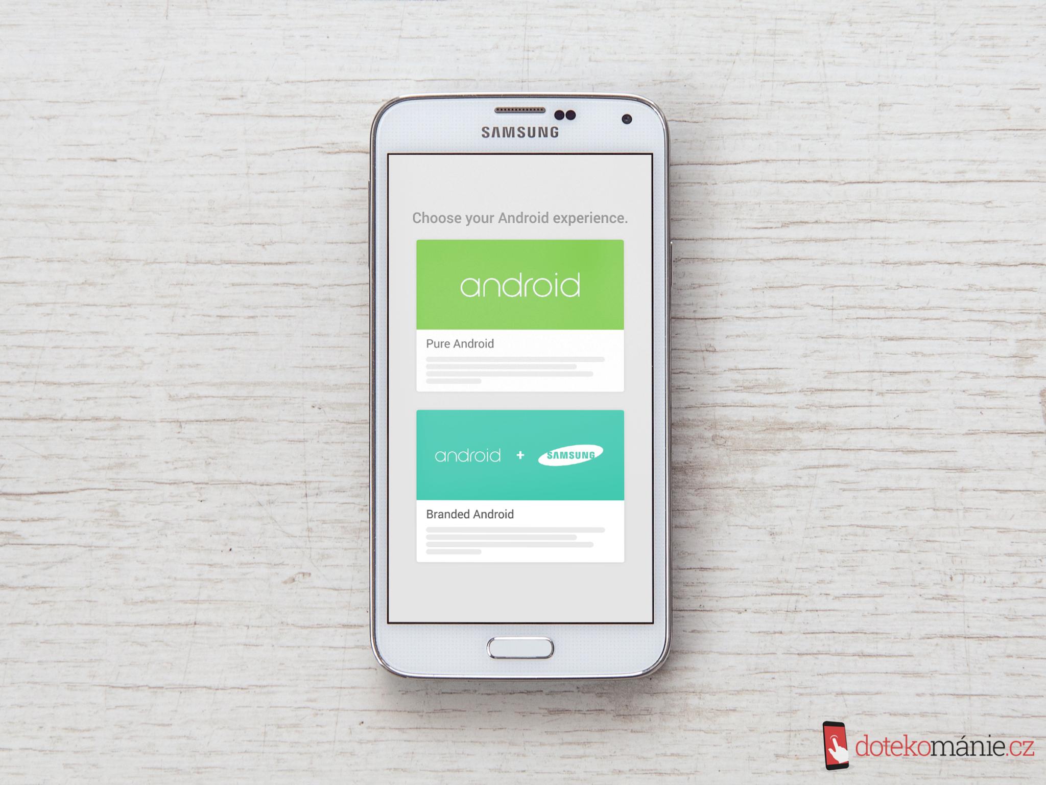67 % čtenářů by chtělo čistý systém Android bez úprav výrobců