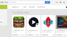 Google se pokusí zlepšit prodeje aplikací v Obchodu Play