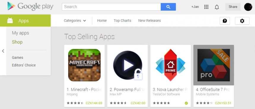 play-store-top-selling