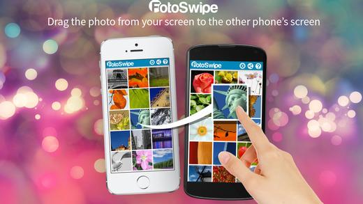 FotoSwipe umožní jednoduché sdílení obrázků mezi iOS a Androidem