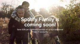 Spotify bude nově levnější pro členy vaší rodiny