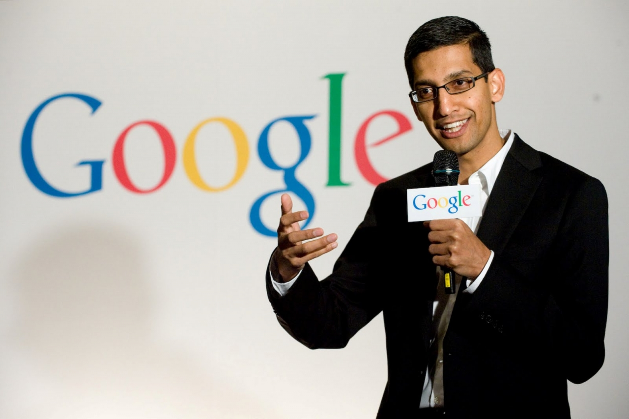 Došlo k reorganizaci uvnitř Googlu