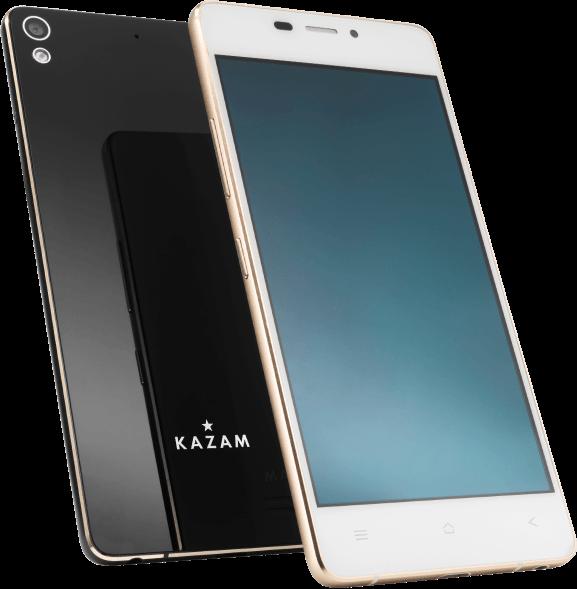 KAZAM Tornado 348 – nejtenčí smartphone současnosti [aktualizováno]