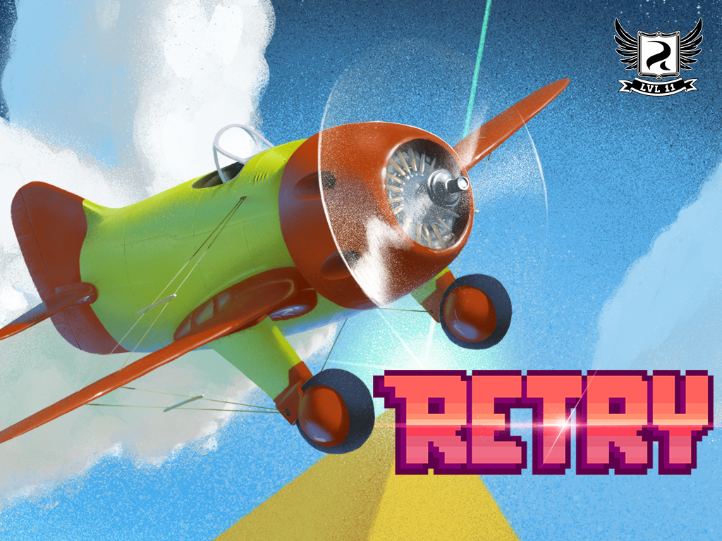 Autoři Angry Birds vydali hru Retry