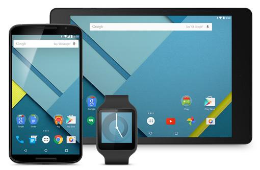 Android 5.0 – Google se zaměřil i na bezpečnost