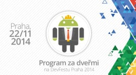 DevFest Praha 2014 - Program dne