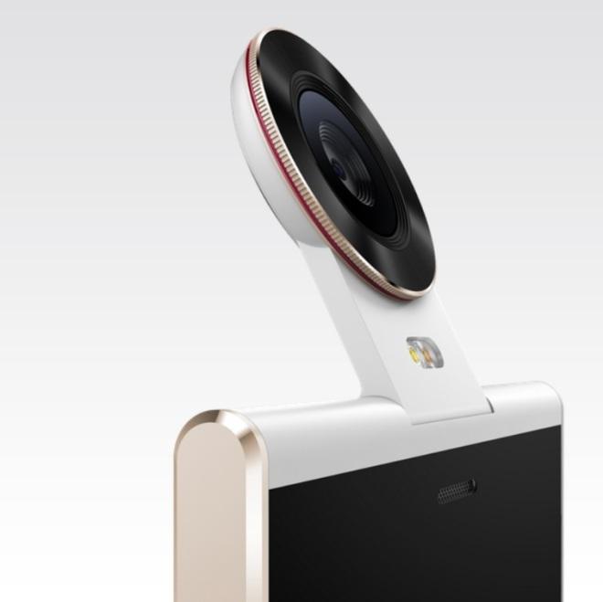 Doov Nike V1 – telefon s netradičním řešením předního fotoaparátu